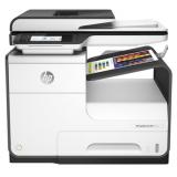 МФУ струйное цветное HP PageWide 377dw (A4, принтер/сканер/копир/факс, ADF, Duplex, LAN, Wi-Fi) (J9V80B)