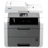 МФУ лазерное цветное Brother DCP-9020CDW (A4, принтер/сканер/копир, ADF, Duplex, LAN, Wi-Fi) (DCP9020CDWR1)