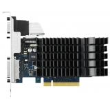 Видеоадаптер PCI-E ASUS GeForce GT730 2048Mb GT730-SL-2GD3-BRK (RTL) GDDR3 64bit D-sub/DVI-D/HDMI