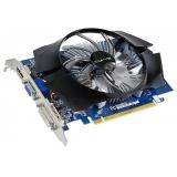 Видеоадаптер PCI-E Gigabyte GeForce GT730 2048Mb GV-N730D5-2GI (RTL) GDDR5 64bit D-sub/DVI-D/HDMI