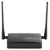 Маршрутизатор Zyxel Keenetic Lite III 802.11n/b/g 300Mbps, 4x10/100 LAN, 1x10/100 WAN, две внешние антенны 3dBi, аппаратная поддержка IP-телевидения
