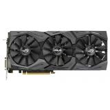 Видеоадаптер PCI-E ASUS GeForce GTX1070 8192Mb ROG STRIX-GTX1070-8G-GAMING (RTL) GDDR5 256bit DVI-D/2xHDMI/2xDP
