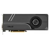 Видеоадаптер PCI-E ASUS GeForce GTX1070 8192Mb TURBO-GTX1070-8G (RTL) GDDR5 256bit DVI-D/2xHDMI/2xDP