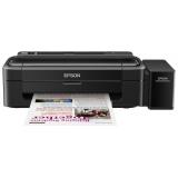 Принтер струйный цветной Epson L132 (A4, СНПЧ) (C11CE58403)