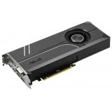 Видеоадаптер PCI-E ASUS GeForce GTX1060 6144Mb TURBO-GTX1060-6G (RTL) GDDR5 192bit DVI-D/2xHDMI/2xDP