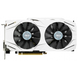Видеоадаптер PCI-E ASUS GeForce GTX1060 6144Mb DUAL-GTX1060-6G (RTL) GDDR5 192bit DVI-D/2xHDMI/2xDP