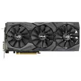Видеоадаптер PCI-E ASUS GeForce GTX1080 8192Mb ROG STRIX-GTX1080-A8G-GAMING (RTL) GDDR5X 256bit DVI-D/2xHDMI/2xDP