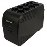 ИБП APC Smart-UPS 1500VA SMT1500I 4xSurge+8xBat/USB+RS232+SmartSlot Black