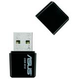 Сетевая карта USB ASUS USB-N10 802.11n/b/g 150Mbps, компактная