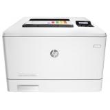 Принтер лазерный цветной HP Color LaserJet Pro M452dn (A4, Duplex, LAN) (CF389A)