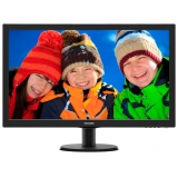 "Монитор-ЖК 27"" Philips 273V5LSB/00(01) TN LED 1920*1080 5мс DVI VGA Black"