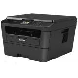 МФУ лазерное монохромное Brother DCP-L2560DWR (A4, принтер/сканер/копир, Duplex, LAN, Wi-Fi) (DCPL2560DWR1)
