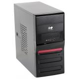 Корпус mATX InWin ENR025 400W 2xUSB2.0 MiniTower Black