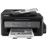 МФУ струйное монохромное Epson M200 (A4, принтер/сканер/копир, ADF, LAN, СНПЧ) (C11CC83311)