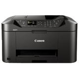 МФУ струйное цветное Canon MAXIFY MB2140 (A4, принтер/сканер/копир/факс, ADF, Duplex, LAN, Wi-Fi, цветная бизнес-печать, эконом. ресурс черного картриджа до 1200 стр.) (0959C007)