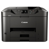 МФУ струйное цветное Canon MAXIFY MB2740 (A4, принтер/сканер/копир/факс, ADF, Duplex, LAN, Wi-Fi, цветная бизнес-печать, эконом. ресурс черного картриджа до 1200 стр.) (0958C007)