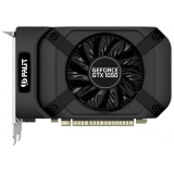 Видеоадаптер PCI-E Palit GeForce GTX1050 2048Mb GeForce GTX1050 StormX 2G (RTL) GDDR5 128bit DVI-I/HDMI/DP
