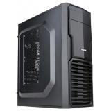 Корпус mATX ZALMAN ZM-T4 w/o PSU MiniTower Black