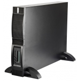 ИБП PowerCom 2000VA Vanguard VRT-2000XL 2U LCD On-Line IEC Serial+USB SmartSlot Black