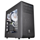 Корпус ATX Thermaltake Core V31 CA-1C8-00M1WN-00 8x120mm 5x140mm 2xUSB3.0 audio bott PSU w/o PSU Black