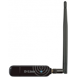Сетевая карта USB D-Link DWA-137 802.11n/b/g 300Mbps, внешняя антенна