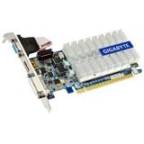 Видеоадаптер PCI-E Gigabyte GeForce 210 1024Mb GV-N210SL-1GI (RTL) GDDR3 64bit D-sub/DVI-I/HDMI