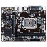 Материнская плата Gigabyte GA-H110M-DS2 (RTL) S-1151 H110 2xDDR4 PCI-E x16/2xPCI-E x1 4xSATA III 2xPS/2/D-sub/2xUSB 2.0/2xUSB 3.0/GLAN/COM/LPT/3 audio jacks mATX