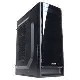 Корпус mATX ZALMAN ZM-T2 Plus w/o PSU MiniTower Black