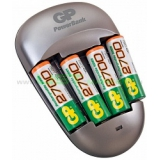 Зарядное устройство GP PB27GS270 + 4ак. AA2700mAh