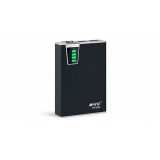 Аккумулятор внешний Hiper RP8500 8500mAh, два USB-порта (5V/1000mА, 5V/2100mА) черный