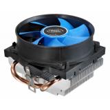 Вентилятор для Socket FM1/FM2/AM2/AM2+/AM3/AM3+/AM4/939/ DEEPCOOL Beta 200ST 3-pin 3-pin 26dB Al+Cu 100W 297gr Ret (BETA200ST)