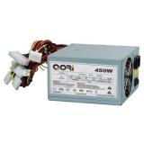 Блок питания ATX 450W Super Power QoRi 80mm 24+4/1xSata+3xMolex LowNoise OEM### Ремонт 097022