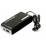 Блок питания для ноутбука Jet.A JA-PA3 12-24V/100W, 8 сменных штекеров, USB-порт, питание от сети или прикуривателя