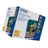 Бумага Epson 10x15 255г/м2 500л Premium Glossy Photo Paper S041826