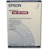 Бумага Epson A3 105г/м2 100л Photo Quality Ink Jet Paper S041068
