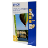 Бумага Epson A3+ 251г/м2 20л Premium Semigloss Photo Paper S041328
