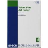 БумагаEpson A3+ Velvet Fine Art Paper C13S041637