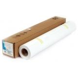 "Бумага HP 23.39"" A1 594мм x45,7м 90г/м2 рулон матовая ярко-белая для струйной печати Q1445A"