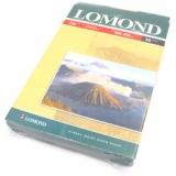 Бумага Lomond 10х15 230г/м2 50л глянцевая односторонняя фото (0102035)