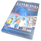 Бумага Lomond 10х15 260г/м2 20л суперглянцевая односторонняя премиум фото (1103102)