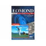 Бумага Lomond 10х15 295г/м2 20л суперглянцевая односторонняя портрет премиум фото (1108103)