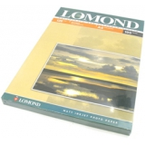Бумага Lomond A4 120г/м2 100л матовая односторонняя фото (0102003)