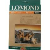 Бумага Lomond A5 230г/м2 50 л матовая односторонняя фото (148мм х 210мм) (0102069)