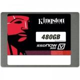 "Жесткий диск SSD 2.5"" SATA III 480Gb Kingston SSDNow V300 (7 мм, MLC, R450Mb/W450Mb, R73K IOPS/W28K IOPS, 1M MTBF) (SV300S37A/480G)"