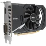 Видеоадаптер PCI-E MSI GeForce GT1030 2048Mb GeForce GT 1030 AERO ITX 2G OC (RTL) GDDR5 64bit DVI-D/HDMI