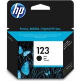 Картридж HP DJ F6V17AE №123 для Deskjet 2130 черный