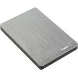 """Жесткий диск внешний 2.5"""" 2Tb Seagate (USB3.0) STDR2000201 Backup Plus Slim серебристый"""