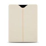 Чехол для Apple iPad 2/3 BeyzaCases Zero Series (кожаный, белый) (BZ20041)