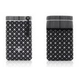 Чехол для Apple iPhone 4/4s Bone Phone Cell (черный) (BA10011-BK)