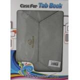 "Чехол для планшетов до 9.7"" TabBook (кожзам серый) (CH)"
